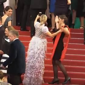 Doda upokorzona na czerwonym dywanie w Cannes!