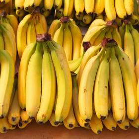 Zaskakujące odkrycie w Biedronce. 19 kg kokainy ukrytych było w bananach