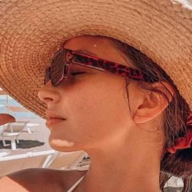 Julia Wieniawa przesadziła ze słońcem na Bali. Fani zauważyli oparzenia słoneczne