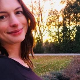 Anne Hathaway została mamą!