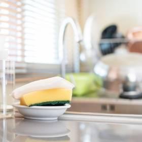 Gąbka kuchenna ma genialne zastosowanie. Wystarczy, że włożysz ją do lodówki!
