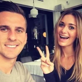 Arkadiusz Milik i Jessica Ziółek rozstali się? Internauci nie mają wątpliwości