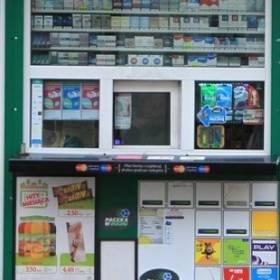 Dawid Podsiadło został kioskarzem: Swoją nową płytę sprzedaje we włanym w kiosku!