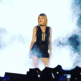 Taylor Swift zaśpiewała piosenkę, o którą pokłóciła się z Calvinem Harrisem!