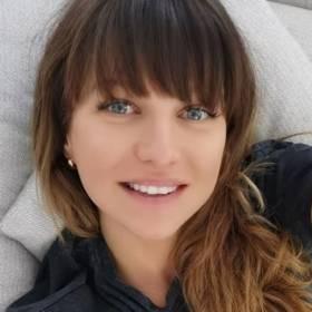 Anna Lewandowska pokazał zgrabne nogi. W opisie opisała randkę z Robertem. Co poszło nie tak?