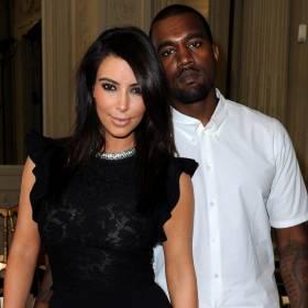 Kanye West i Kim Kardashian wykonują pierwszy taniec weselny!