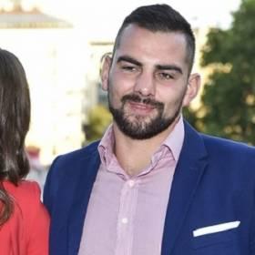 """Igor i Angelika z """"Big Brothera"""" brylują na salonach. Pojawili się razem na premierze """"Fightera"""""""