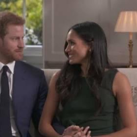 Romantyczny gest księcia Harry'ego w stronę Meghan. Ten widok rozczula!