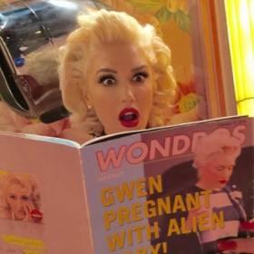 Gwen Stefani nagrała jedyny w swoim rodzaju, historyczny klip!