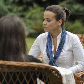 """""""M jak miłość"""": Scenarzyści uśmiercą bohaterkę Anny Muchy? """"Po przeczytaniu scenariusza stanęło mi serce"""""""