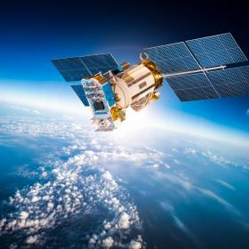 Góry widziane z kosmosu. Do sieci trafiło niezwykłe zdjęcie