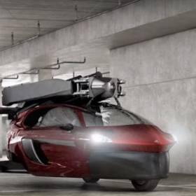 Firma PAL-V wprowadzi na rynek latające samochody? Będą dostępne już w 2019 roku!