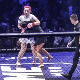 Marta Linkiewicz i Słowianka Donatana będą się bić na Fame MMA 6!